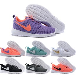 Wholesale Drop Shipping Running Shoes Men Women Roshe Run One Sneakers Boots Authentic Walking Discount Sports Shoes Size