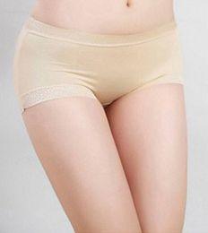 Wholesale-panties women Satin Boy Shorts Ladies Boxers Briefs Knickers Pantie underwear women g strings