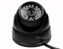 Wholesale Small axis metal base night vision h h high resolution mp dome ip camera for home security system