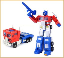 Wholesale optimus prime NO BOX about cm tall