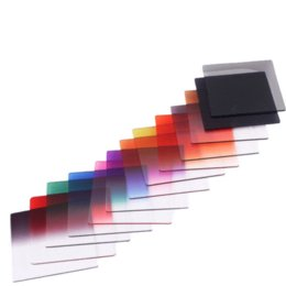 34in1 Square 24pcs Filter kit for Camera Cokin P Series+67mm 58mm Adapter Rings filter ford kit tottenham