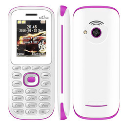 Original Dual SIM Card Cellphone ECON W700 1.77Inch Quad Band GSM Feature Phone for senior old people Cheap Price
