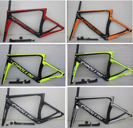 Wholesale Special offe cheap carbon frame road bike Cipollini NK1K frames racing bike chinese carbon road frame T1000 carbon bikcycle frameset