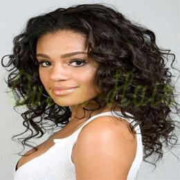 Brazilian Hair Afro Kinky Curly Human Hair Wig Lace Front Human Hair Wigs Full Lace Human Hair Wig For Black Women