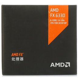 Wholesale AMD FX Series FX six core AM3 CPU Interface boxed processor