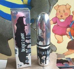 Wholesale Hot New brooke candy MATTE LIPSTICK Waterproof Lip Gloss colors Brand new lipgloss DHL