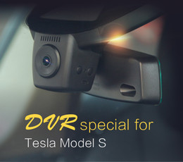 Tesla Model s dashcam car dvr with WIFI high quality video resolution