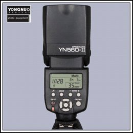 New Yongnuo YN-560 II for Canon YN-560II YN 560 II YN560-II Flash Speedlite 1D 5D 5D Mark II 5D Mark III 50D