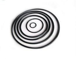 Black O-Ring Seals NBR70A ID234.32,240.67,247.02,253.37,266.07,278.77,291.47,304.17,329.57,354.97mm*C S5.33mm AS568 Standard 50PCS Lot