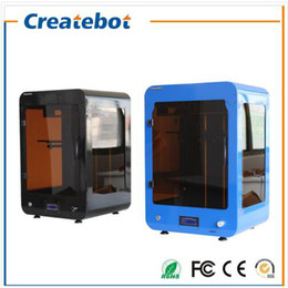 Wholesale Createbot Max D Printer With mm Build Size Metal Structure Own Software High Precision CE Commercial