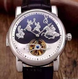 Wholesale Special New ULYS Excellent Perfect Works AAA Top Quality Switzerland Mechanical Watches Men Luxury Brand Men Wristwatch Art Relief Watch