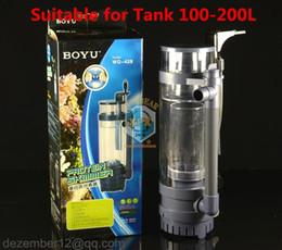 Wholesale Boyu WG W V Aquarium Protein Skimmer Pump Powerhead to Gal Tank Micro Bubble for tank L