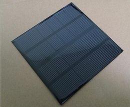 Wholesale V W mm epoxy solar panel for application solar light solar bag