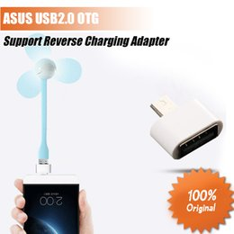 Wholesale ASUS USB2 OTG Reverse Charging Adapter Support Reverse charging For Meizu mx5 Meizu Pro5 All USB2 Smart Phone