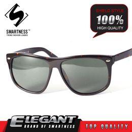 Handmade 2016 sunglasses Shield shape fishing titanium glasses frame men summer vintage retro brand Pilot 04147 style sun glasses S247