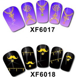3D Nail Art Sticker Designs Golden Nail Sticker Nail Art With Stickers Nail Decals Decorations Tools