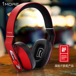 Original Le plus récent 1MORE la voix de Chine casque rouge avec Mic pour PC iphone xiaomi Professional musique jeu vidéo casque casque newest video games on sale à partir de nouveaux jeux vidéo fournisseurs