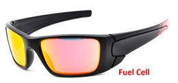 Le sport pc à vendre-Vente en gros 20pcs de haute qualité / lot Mode Big Cadre Sport Hommes Lunettes de soleil, DX9096