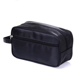 Hot portable tourism 190D nylon outdoor travel makeup cosmetic wash bag 4 colors free shipping ELB034