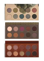 Wholesale 2016 ZOEVA Eyeshadow Palette Mixed Metals cocoa blend rose golden New Collection color eyeshadow eye set eyeshadow makeup