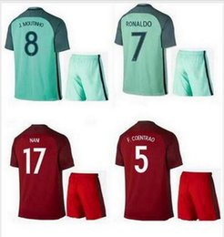 Wholesale DHL EURO Cup Portugal jersey CHILDS KIDS NANI RONALDO SHIRTS season KIDS DIY top jersey HAZARD TERRY OSCAR WHOLESLAE NEWS
