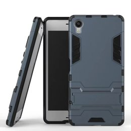 For Sony Xperia X Case Hot Rugged Combo Hybrid Armor Bracket Impact Holster Protective Cover Case For Sony Xperia X