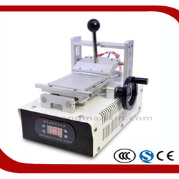Wholesale Mobile Screen Repair Manual Touch screen OCA LCD Glue Remover Machine for oca removing for polarizer film for repairing mobile phone