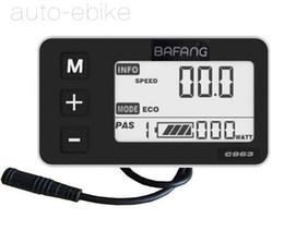 36V48V Bafang 8Fun Conversion Central Kit BBS01 BBS02 BBS03 BBSHD C963 LCD Display