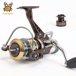 Wholesale Metal Superior Spinning Fishing Reel Ratio Fishing Equipment Wheel Lure Reel Windlass Molinete