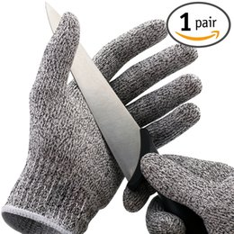Wholesale Cost effective Hot Sale New Arrival Pair Cut Resistant Gloves NoCry High Performance Level Protection Anti Slash DHL Free OTH300