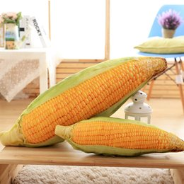 Wholesale Creative plush toys spoof simulation corn cob pillow nap pillow doll moving the birthday present for his girlfriend