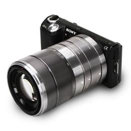 Wholesale Aputure AC MS Auto Focus AF Macro Extension Tube Set For Sony E mount Lens NEX7 NEX6 NEX5 NEX5R NEX5T NEXC3 NEX3N A6000