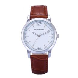 Wholesale Relojes Mujeres Reloj De Pulsera De Reloj De Cuarzo De Hombres De Lujo De Hombres Para Mujer Correa De Cuero Reloj Relojes De Pulsera