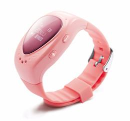 Free shipping Waterproof fashion GPS Tracker Watch Children Smart Watch with SOS Button GSM Phone Wristwatch