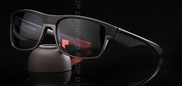 NEW Hot sale Fashion gray Polarized lens Two Face Bicycle Sport Colors Eyewear Women Man Unisex Glasses Sunglasses Goggles