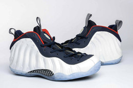 Wholesale Olympic Hardaway Penny Hardaway basketball shoes for men air One Galaxy mens basketball shoes size