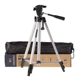Free Shipping WT-330A Foldable Digital Cameras Tripod Stand SLR Micro-SLR Suitable for Canon Nikon Camera Tripod