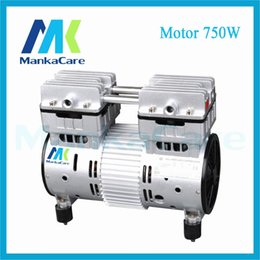 Wholesale Manka Care Motor W Oil free Air compressor dental Compressor oxygen concentrator air source ozone generator air source