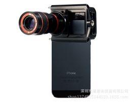 Universal 8X Optical Zoom Telescope Camera Lens Clip Mobile Phone Telescope cwf