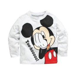 Wholesale Baby Girls Boys Kids Long Sleeve Blouses Tops Shirt Hoodie shirts seattle shirt summer hoodies online