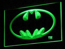 Wholesale g001 Hero Batman Cave LED Neon Sign Dropshipping dropship gps dropship dvd sign solar
