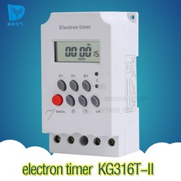 Wholesale 12 V Digital LCD Day electron timer Switch Hour V Programmable