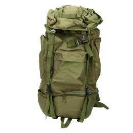 Outdoor Sport 80L Waterproof Travel Hiking Camping Luggage Backpack Rucksack Bag