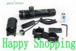 New arrival hot sale adjustable red laser dot tactical sight laser airsoft for hunting