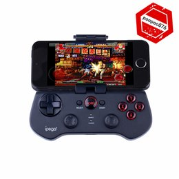 Wholesale HOT iPega PG Wireless Bluetooth Game Pad Controller For iPhone for Android for HTC Store