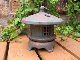 Wholesale Vintage Rustic Iron Metal Hanging Garden Lantern Home Decor Hang Tea Light Candle Holder Outdoor Yard Antique Gift New Free Ship