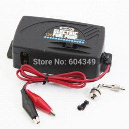 Wholesale 12V Electric Fuel Pump Prolux RC Hobby Tools hot sale model toy tool toy christmas