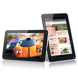 "9"" Inch Android 4.0.4 Dual Camera 8GB Tablet PC Netbook Computer White tablet 9 inch"