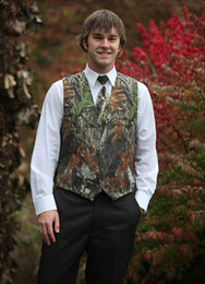 2016 Fashion Camo Neck Groom tie Real tree neck Tie camo neck tie camouflage tie Groom Wear accessories multi color