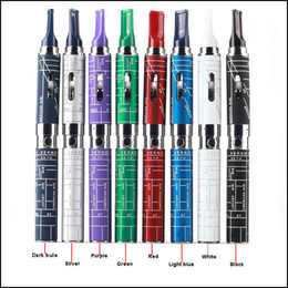 Wholesale Hot Snoop Dogg Starter Kit Blister Pack E Cigarettes Vaporizer kits snoop dog Atomizer for Dry Herb wax